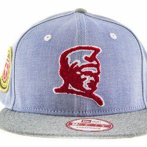 Umi A Ola Kamehameha Fitted Strapback Cap Hat